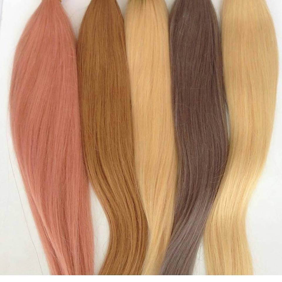 Peruvian Straight Hair Extension Stush Hair Extensions