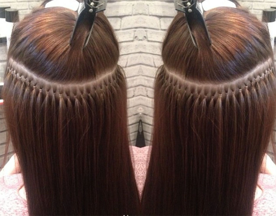 Natural Hair Extensions With Clip