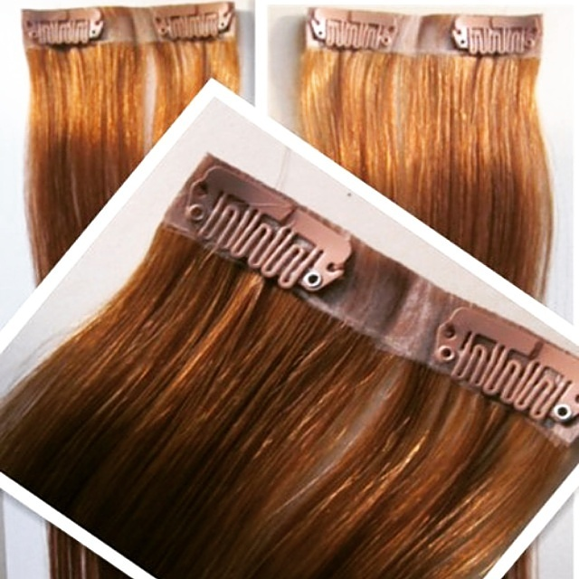 Silk Baked Clip Ins Stush Hair Extensions